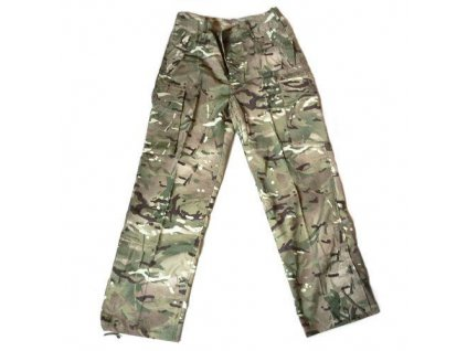 Kalhoty MTP britské windproof multicam Velká Británie originál zánovní