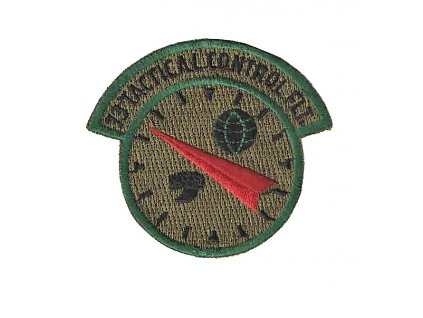Nášivka US MILITARY PATCH USAF 73 TACTICAL CONTROL FLT
