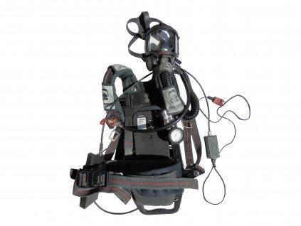 Hasičský dýchací přístroj Interspiro QS-23000-41