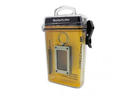 Solární světlo klíčenka True Utility Solar Lite