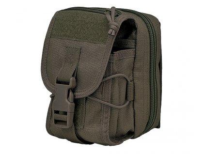 Sumka (pouzdro, taška) Molle EDC univerzální oliv MB-03
