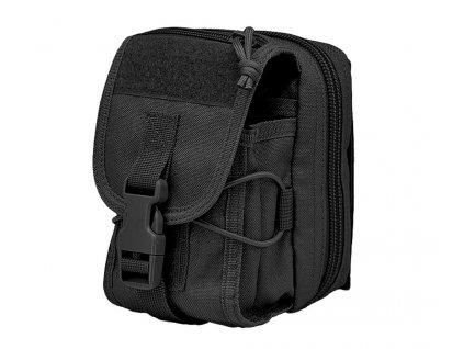 Sumka (pouzdro, taška) Molle EDC univerzální černá MB-03