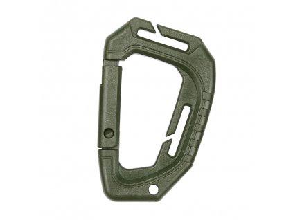 Karabina Tactical Molle ABS univerzální  D-Link oliv