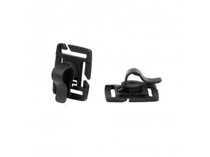 Multi clip Tactical Molle Hydration univerzální černý 2 kusy