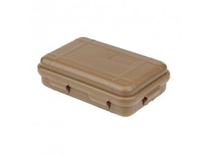 Krabička vodotěsná (box) 101.INC Tactical coyote