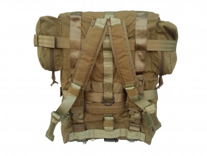 Batoh US Parachutist Drop Bag (PDB) EAGLE model Cobra 90l coyote originál