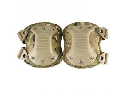 Chrániče kolen kolenní chrániče Virtus MTP Source Poron XRD knee pads originál Velká Británie!!23867451