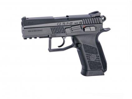 Vzduchová pistole CZ-75 P-07 Duty CO2 4,5mm BlowBack