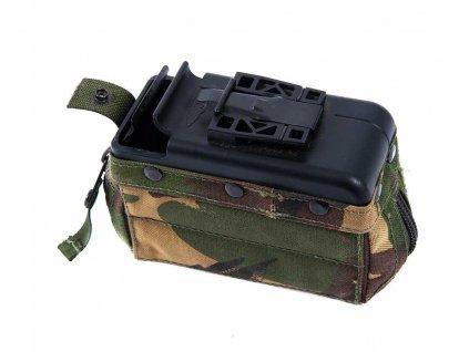 Sumka zásobník DPM britská na Minimi 100 ran Ammunition Velká Británie originál