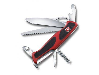Victorinox Ranger Grip 79 kapesní zavírací nůž s pilkou