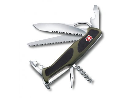 Victorinox Ranger Grip 179 kapesní zavírací nůž s pilkou