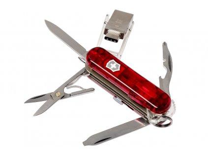 Victorinox Midnite Manager@work kapesní zavírací nůž multifunkční flash disk 16 GB