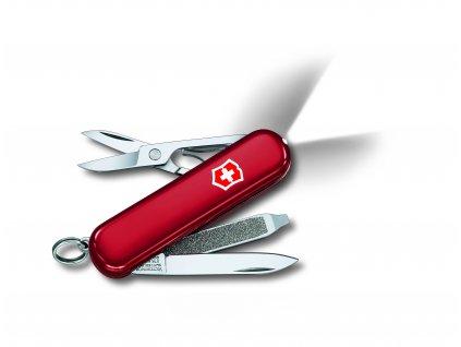 Victorinox SwissLite kapesní zavírací nůž multifunkční s LED světlem