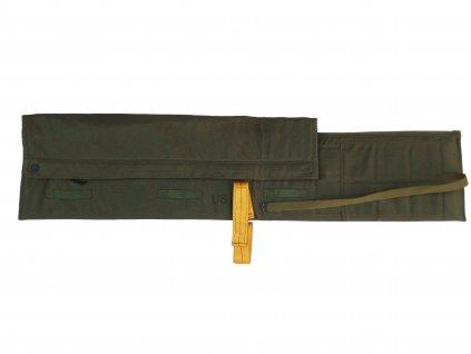 Pouzdro US Para výsadkářské na zbraň Minimi / SAW 249 oliv originál zánovní