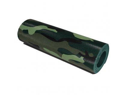 Karimatka camo US ARMY 6mm s maskovací fólií Yate