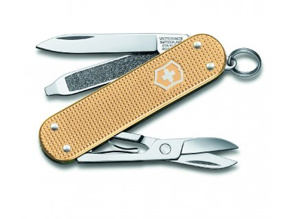 Victorinox Classic Alox 2019 limitovaná edice kapesní zavírací nůž multifunkční