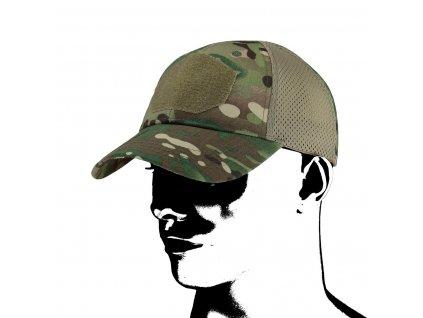 Čepice kšiltovka Baseball Tactical Mesh CMG Multicamo