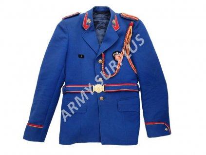 Stejnokroj slavnostní uniforma modrá Švýcarsko