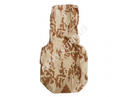 Potah (povlak,obal,převlek) na batoh (tlumok) střední (60 - 70l) vz.95 s béžovým potiskem pouštní AČR