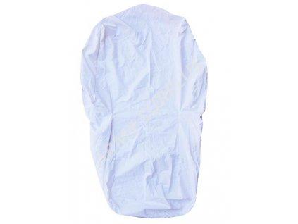 Potah (povlak,obal,převlek) na batoh,tlumok (20 - 30l) bílý zimní AČR originál