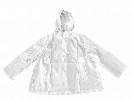 Parka (bunda, blůza) bílá sněžná AČR převleková zimní převlečník originál
