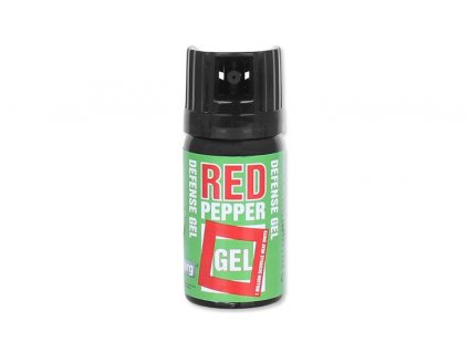 Pepřový sprej Defense Nato Red Pepper Gel JET 40ml  2000000