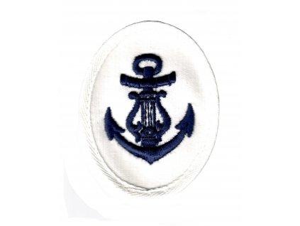 Nášivka námořní kotva NVA 13