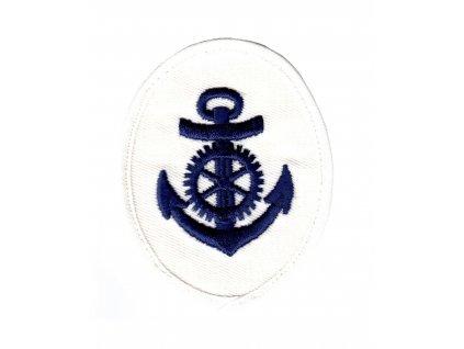 Nášivka námořní kotva NVA 14