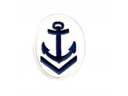Nášivka námořní kotva NVA 16