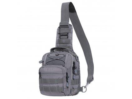 Batoh UCB 2.0 (taška) přes rameno Pentagon šedá Wolf Grey K17046-08