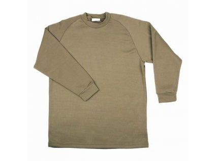 Tričko (triko) ECWCS termo US polypropylen hnědé