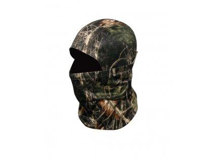 Kukla/nákrčník funkční Hart Hunting Aktiva Face Cover Forest Camo