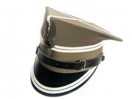 Čepice rogatywka oficírská (vrchní důstojník) nová originál