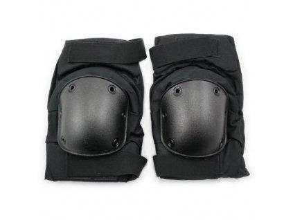 Chrániče kolen neopren černé 101 INC.