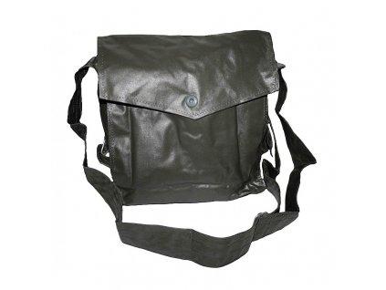 Pouzdro (taška) na plynovou masku šedá NVA DDR originál