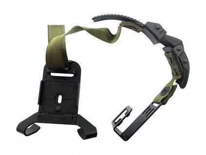 Montáž na noční vidění (NVG) na helmy typu ACH, MICH, PASGT originál