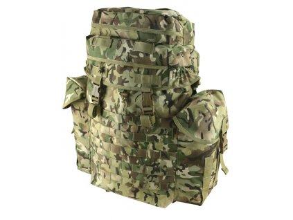 Batoh N.I. Patrol Pack 38L Multicamo Molle Kombat Velká Británie BTP