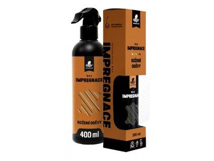 Impregnace na kožené oděvy Inproducts 200 ml