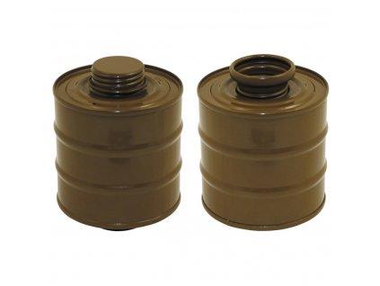Filtr DP-1 pro plynovou masku Rusko ДП-1