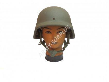 Helma (přilba)  PASGT/M97 balistická kevlar srbské armády oliv