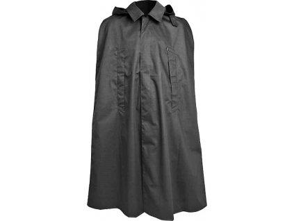 Důstojnická námořnická pláštěnka (pončo) Rusko černá originál