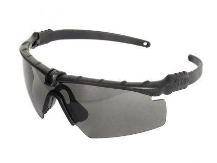 Tactické ochranné brýle Airsoft kouřová skla 8FIELDS