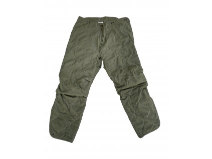 Vložka do kalhot Combat Vehicle Crewman's Coverall Trousers Aramid oliv originál
