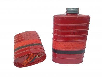 Filtr pro plynovou masku Maskpol FP203/1-IV/W