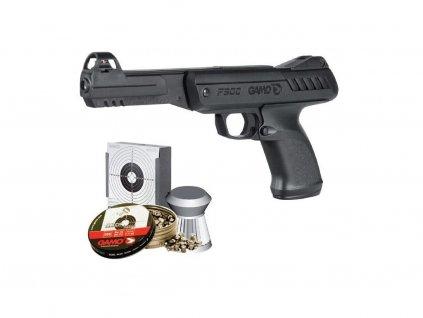 Vzduchová zlamovací pistole P 900 Gamo 4,5 mm set