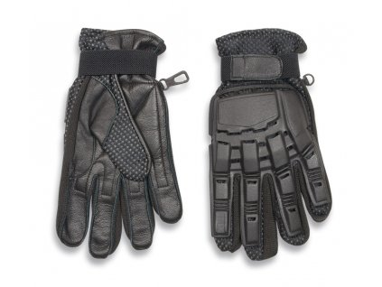 Rukavice Tactical Protection Gloves černé Albainox