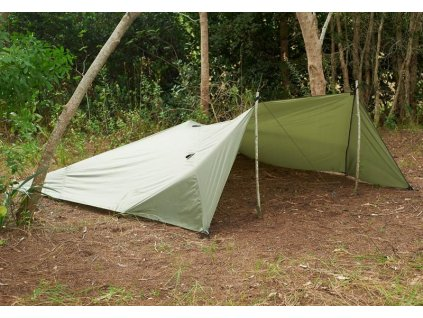 Celta (plachta) Snugpak All Weather Shelter ripstop oliv