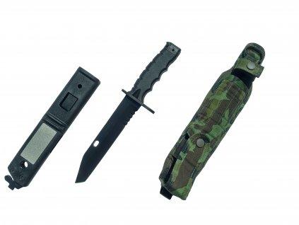 Taktický útočný nůž CZ 805 BREN s pouzdrem vz.95 AČR originál