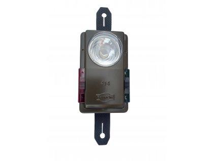 Baterka (svítilna) BW Daimon 414 dvoubarevná zánovní
