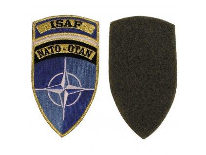 Nášivka NATO OTAN ISAF originál velcro